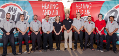 Escondido ac and heating